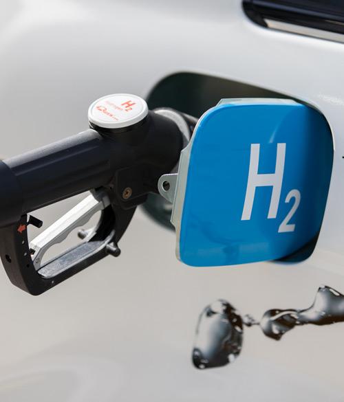 Idrogeno per la mobilità